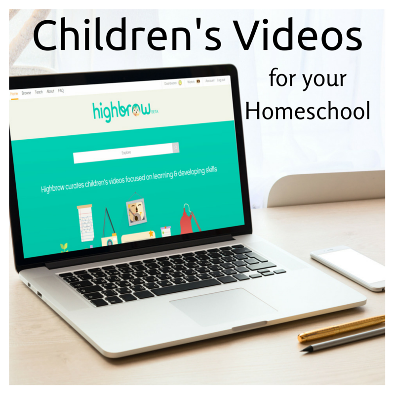 Highbrow is a video subscription service offering educational children's videos.