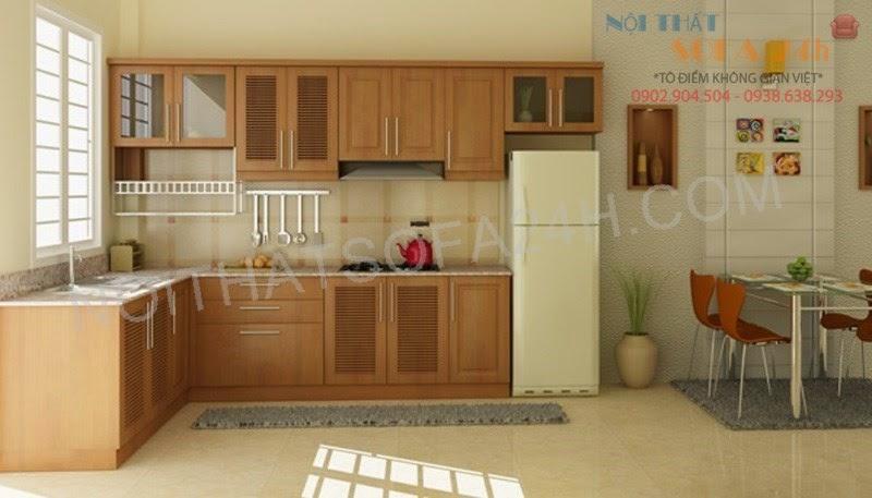 Tủ bếp TB031