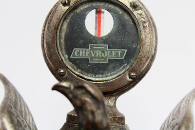 chevrolet radiator cap 1920