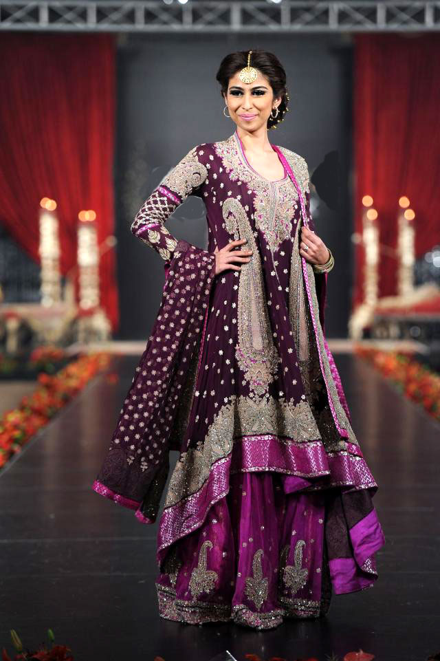 Fashion world latest fashion bridal pakistani dresses Pakistani fashion designers
