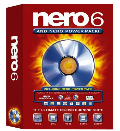 Nero 6.0 - Download Nero 6 - Free Download Nero 6 Full Version with