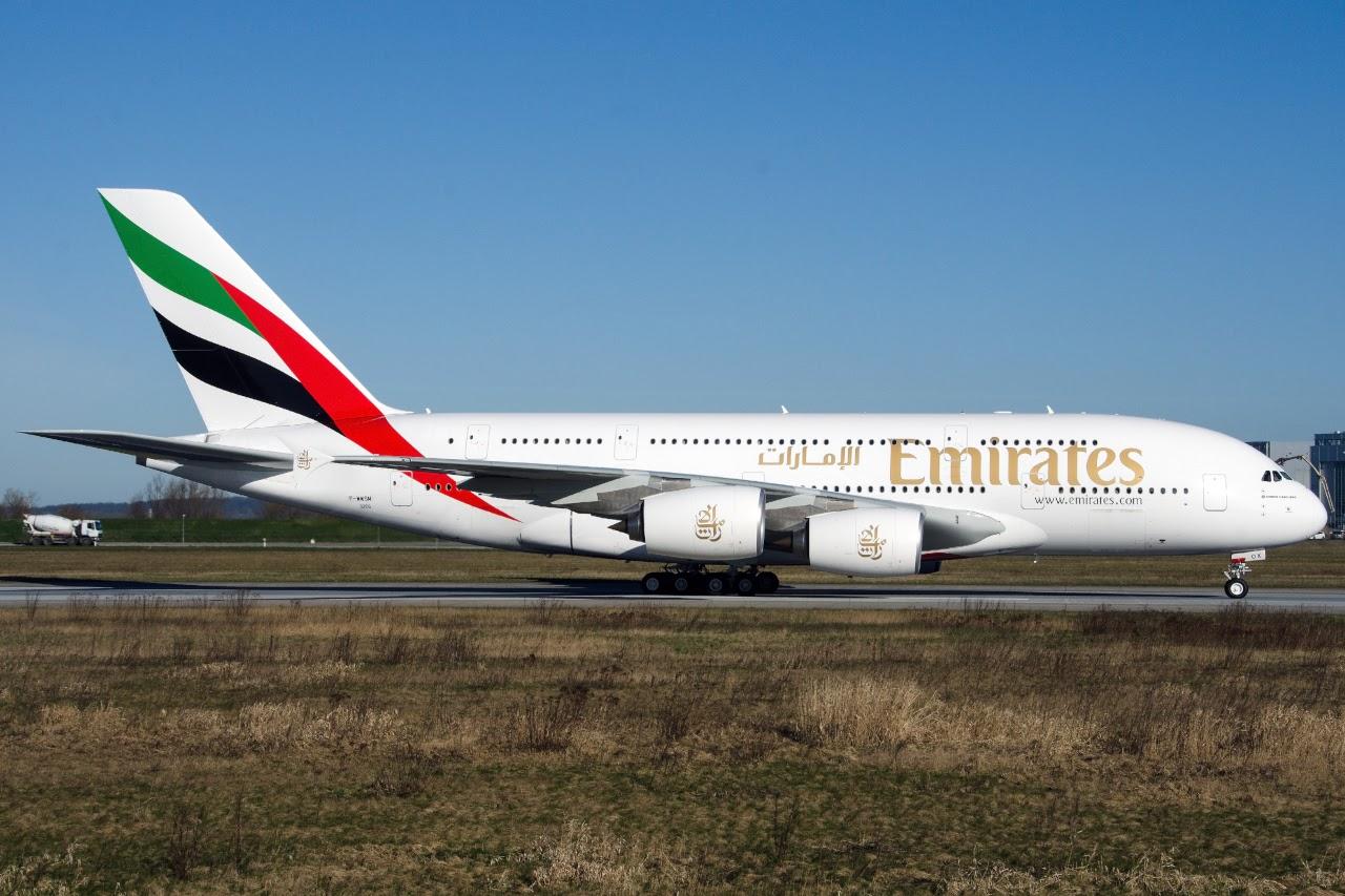 Fwwsh Airbus Hamburg Finkenwerder News Emirates Wwsm Eox Msn