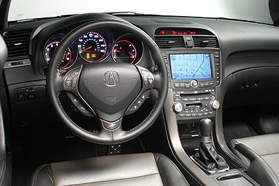 Acura Tl Tech World
