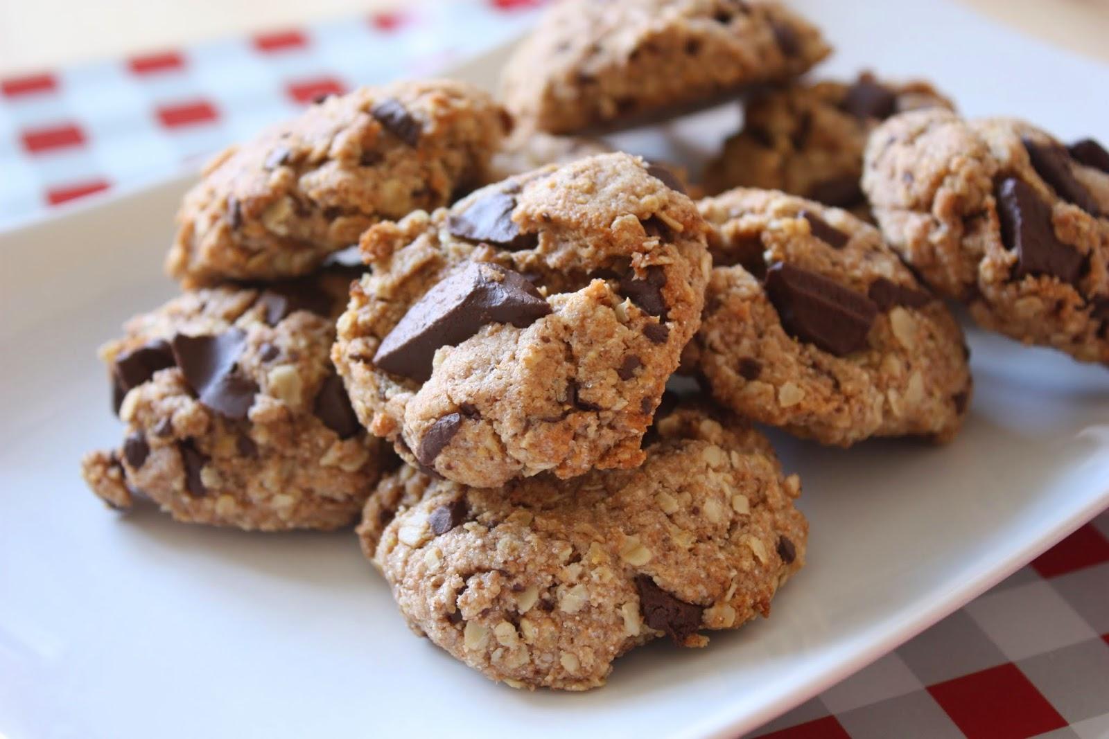 Recette cookie huile de coco
