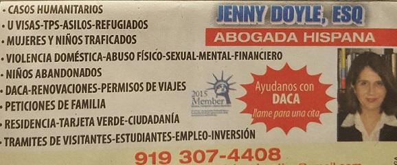 Jenny Doyle