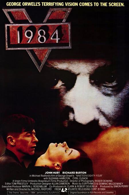 a review of george orwells novel nineteen eighty four The major concepts of the dystopian world in nineteen eighty-four by george orwell nineteen eighty-four is a novel written by george orwell, first published in 1949.