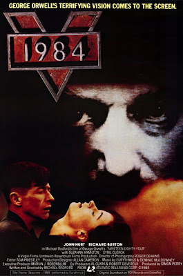 Nineteen-Eighty Four (1984) film poster