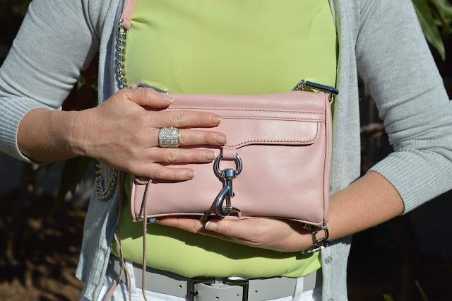 Sydney Fashion Hunter - The Wednesday Pants #39 - Rebecca Minkoff Mini Mac