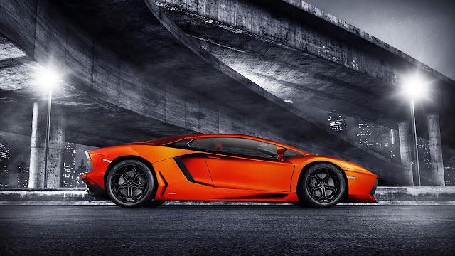 lamborghini aventador sports car wallpapers