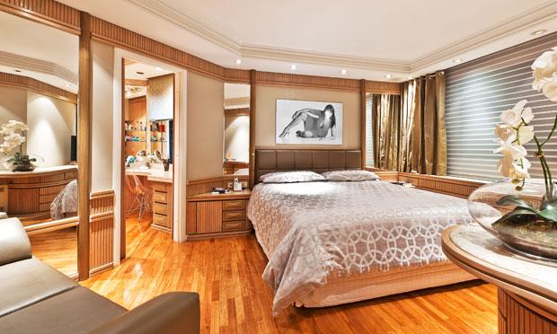 Bricolage e Decoração Quartos de casal 6 ideias para se  ~ Quarto Rustico Em Madeira