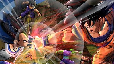 Segundo trailer de Dragon Bal Z Battle of Z