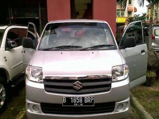 Pengiriman Suzuki APV B 1658 BRP Jakarta ke Palu