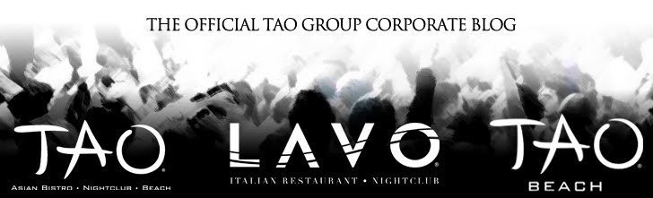 TAO GROUP BLOG TAO NIGHTCLUB LAVO NIGHTCLUB TAO BEACH LAS VEGAS
