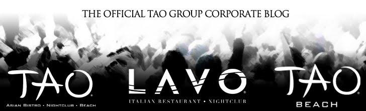 TAO GROUP BLOG TAO NIGHTCLUB LAVO NIGHTCLUB TAO BEACH LAS VEGAS