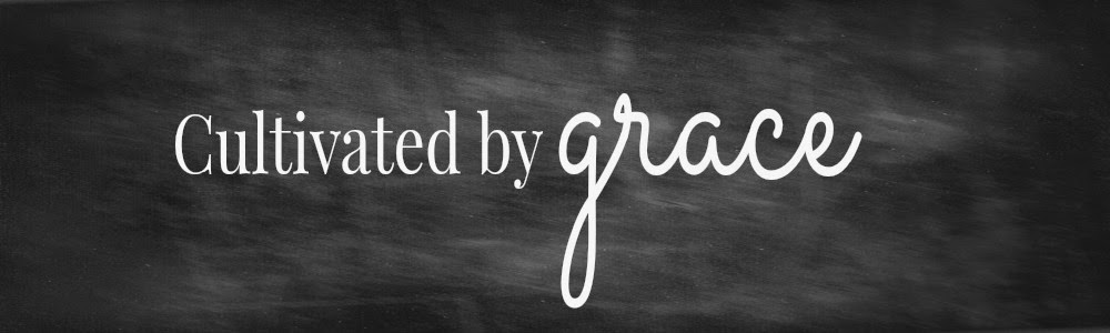 cultivated by grace