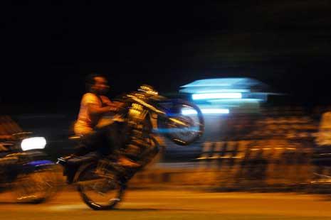 Ini Geng Motor Paling Ditakuti di Jakarta-Bandung