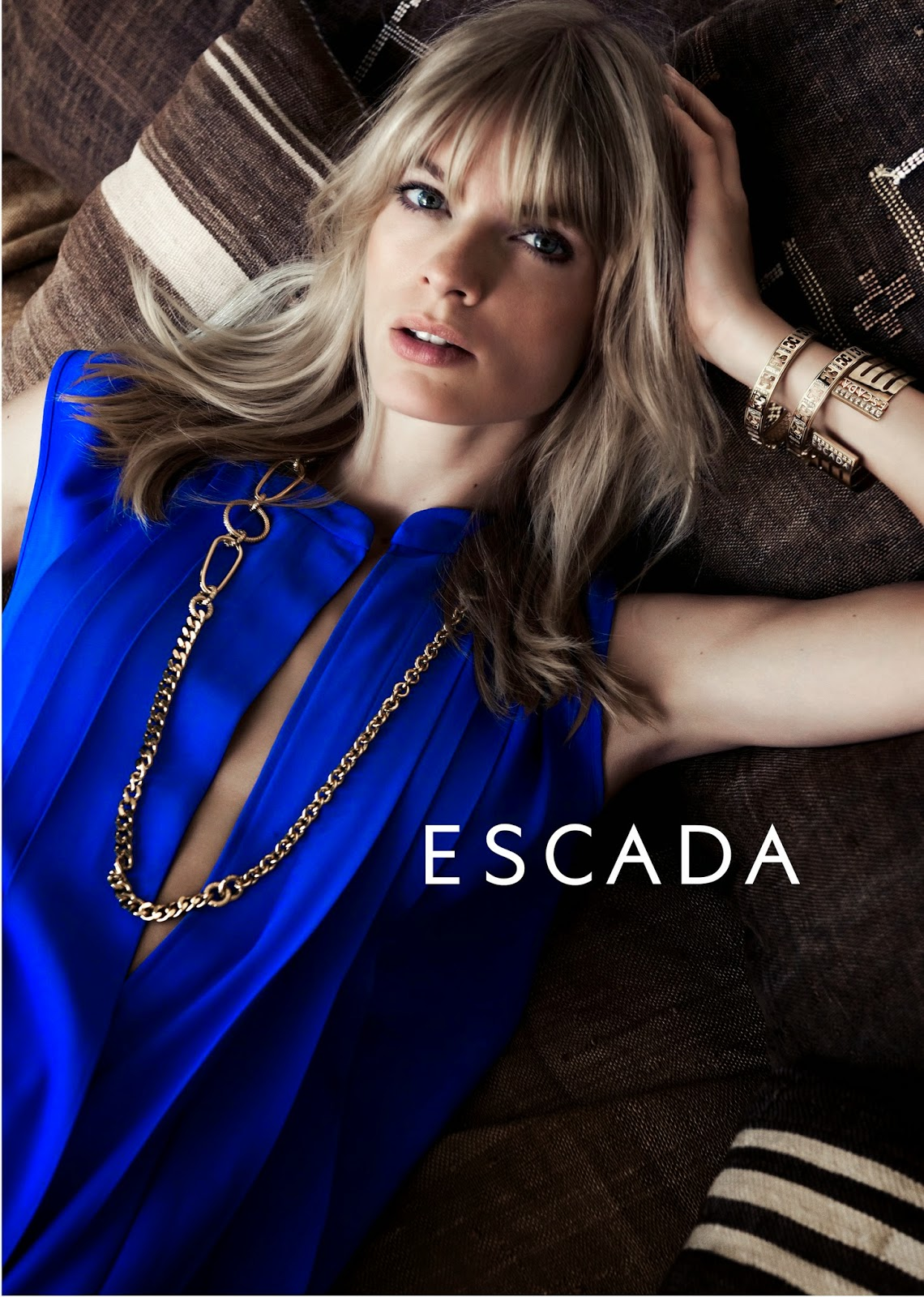 Escada, relojes, relojería, moda femenina., moda, swiss made, elegancia, exótico, sexy, Fall 2014, Fall Winter, be divinity, joyas, Alta Bisutería,