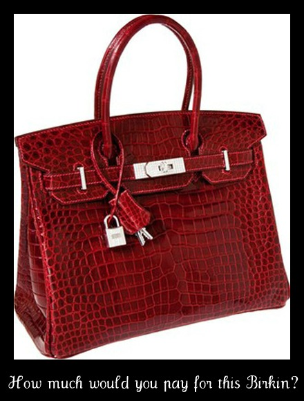 pink birkin bag replica - Birkin | The Closet Clause
