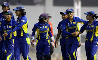 Sri Lanka women's Cricket Team win thriller