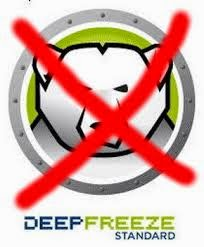 Cara Hack Deep Freeze Versi 4,5,6