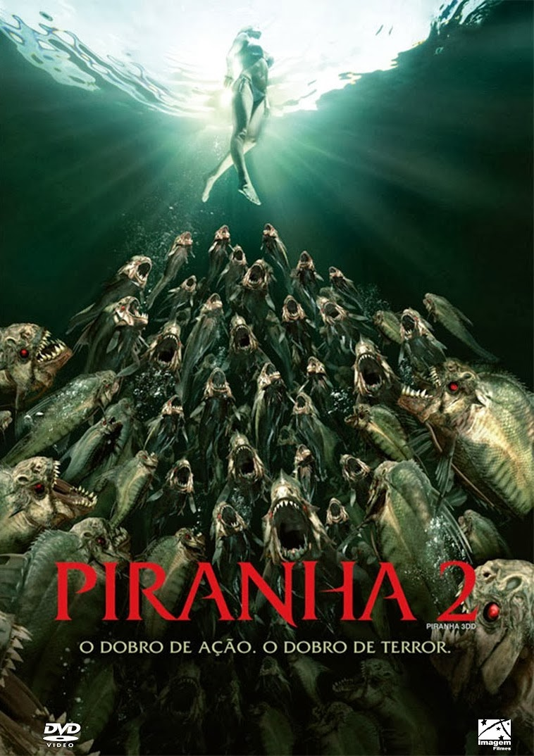 Piranha 2 – Dublado (2012)