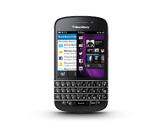 Todo sobre Blackberry Q10