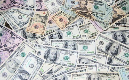 Dólares americanos - American Dollars (1920x1200px)