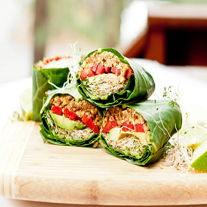 Delicious Lettuce Wrap Recipes