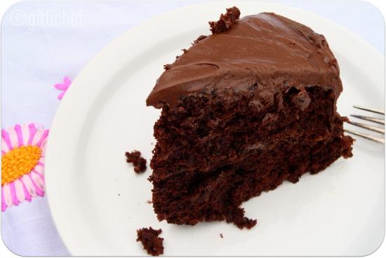 Maida Heatter Sauerkraut Chocolate Cake