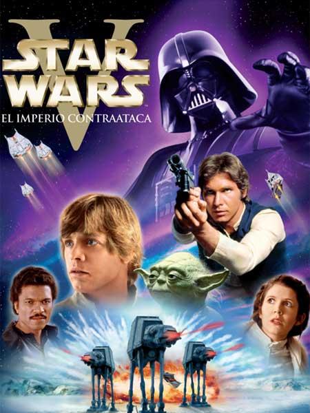 Sigo con las recomiendaciones de las peliculas de star wars, y ahora