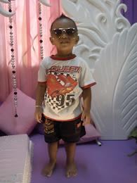 My Nephew _ Muhammad Hafidz Redzuan