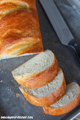 Best Ever Soft and Chewy French Bread