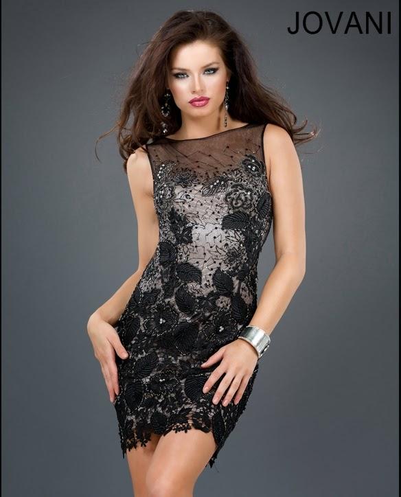 Especial vestidos de noche cortos