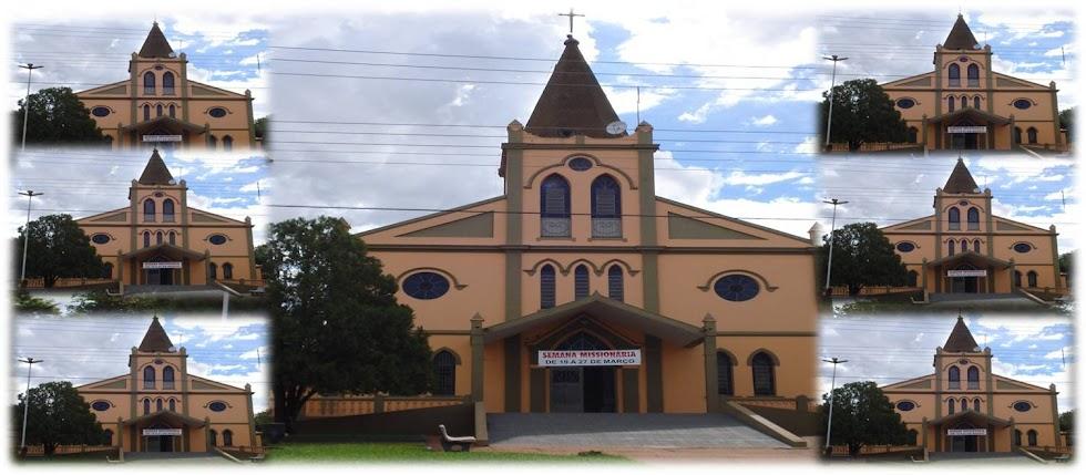 Paróquia São Pedro do Turvo