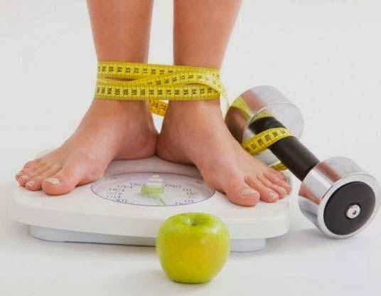 Turunkan Berat Badan Dengan 6 Langkah