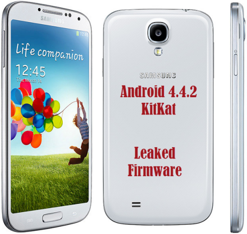 ... KitKat Test Firmware for Galaxy S4 GT-I9505- Odin Installation Guide