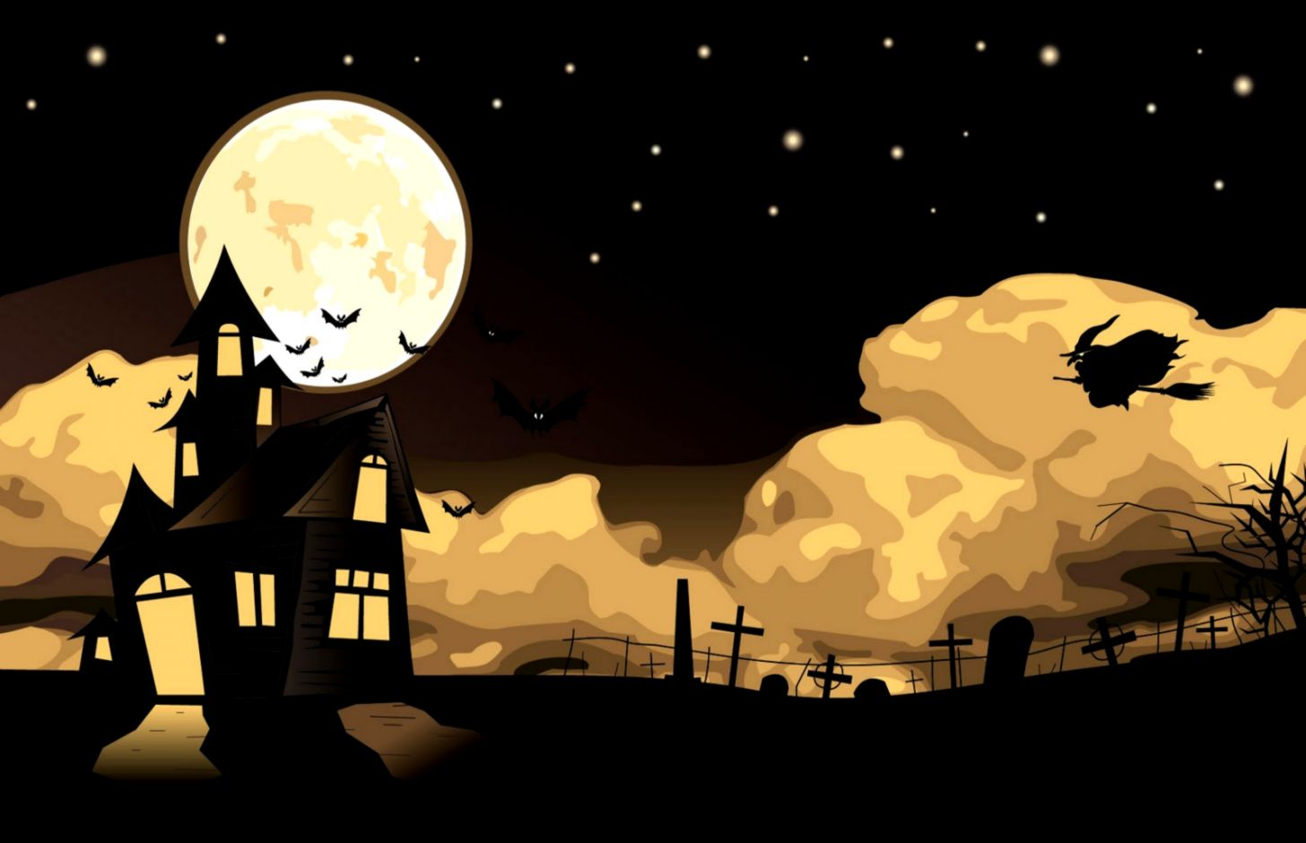 Animated Halloween Wallpapers  New HD Wallpapers