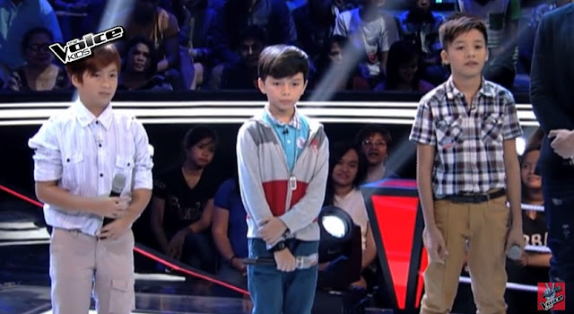 Young Heartthrob advances to next round on 'Voice Kids'