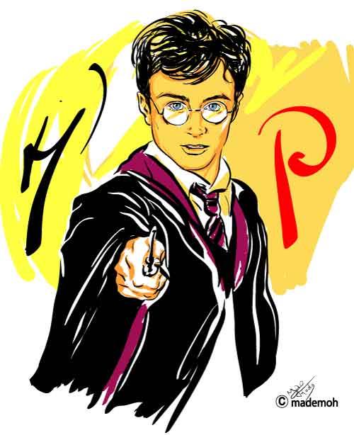 Harry Potter | Comics Star Daniel Radcliffe