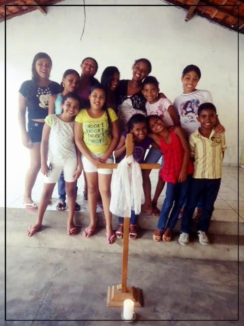 Micro Franciscanos no Distrito Piauí