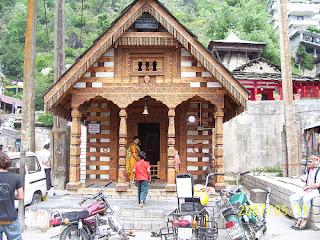 Vasisht Temple Manali