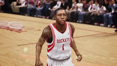 NBA 2K14 Isaiah Canaan Cyberface Mod