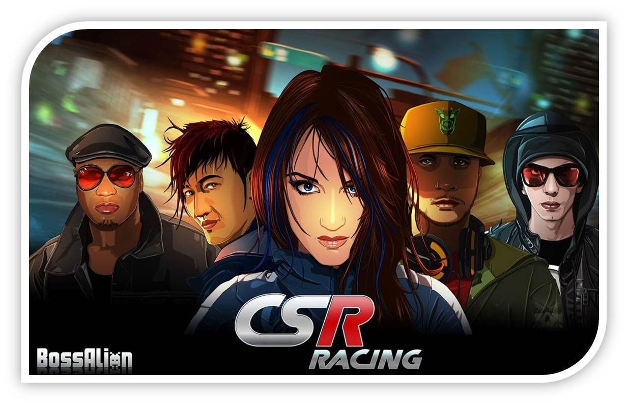 CSR Racing Hack for Android - No Survey