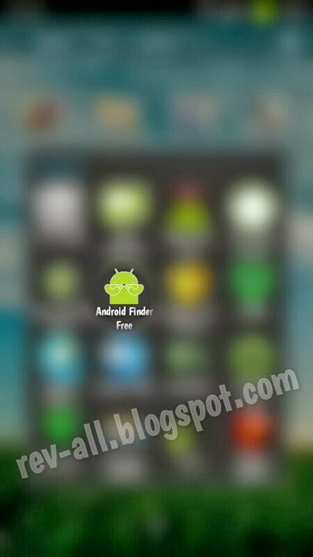 Ikon Android Finder Free - aplikasi untuk mencari Android yang lupa menaruh dengan cara bersiul (rev-all.blogspot.com)