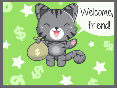 Money with Meow newsletter