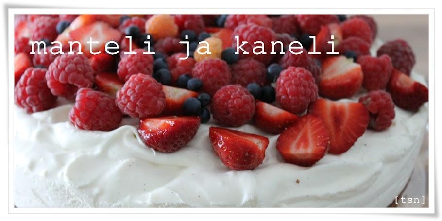 Manteli ja Kaneli
