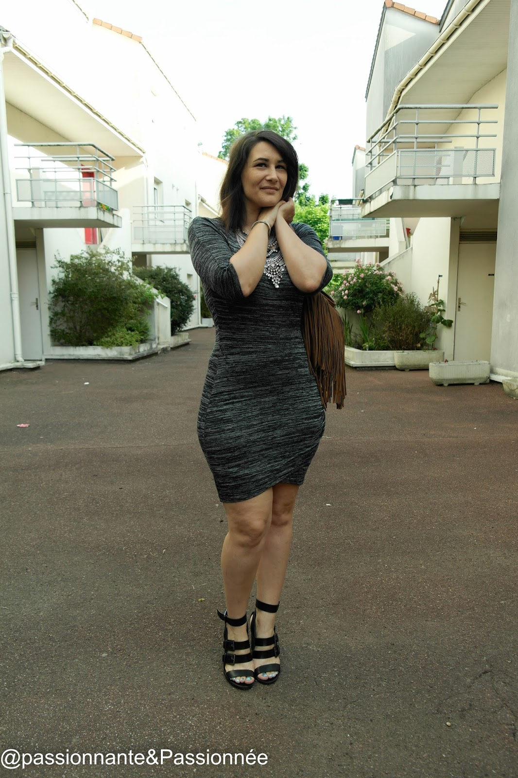 Idée tenue en robe