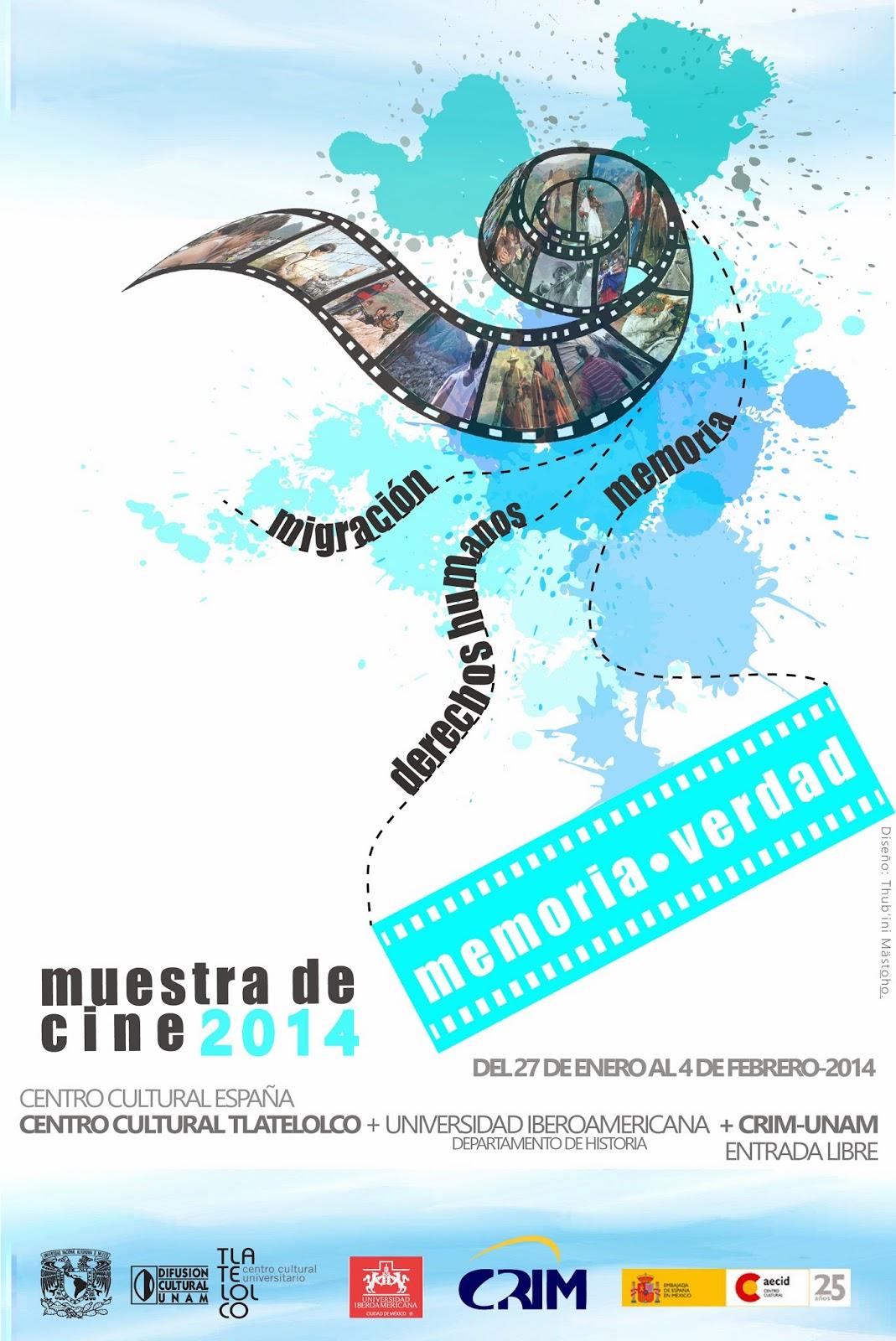 Muestra de Cine Documental Memoria y Verdad México 2014