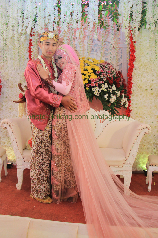 Album Foto Digital : Pernikahan ALIFAH & ARRY - 06 September 2015 [Bag.2] | Foto oleh Klikmg.com Photography [ Fotografer Wedding ]