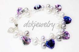 DSK Charm Bracelet